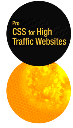Pro CSS for High Traffic Websites' cover